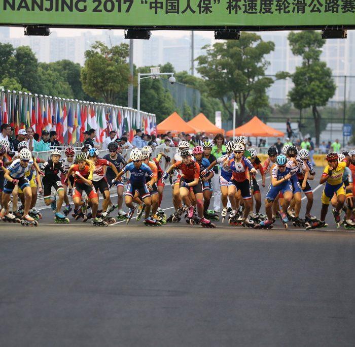 7.9.2017 World Roller Games