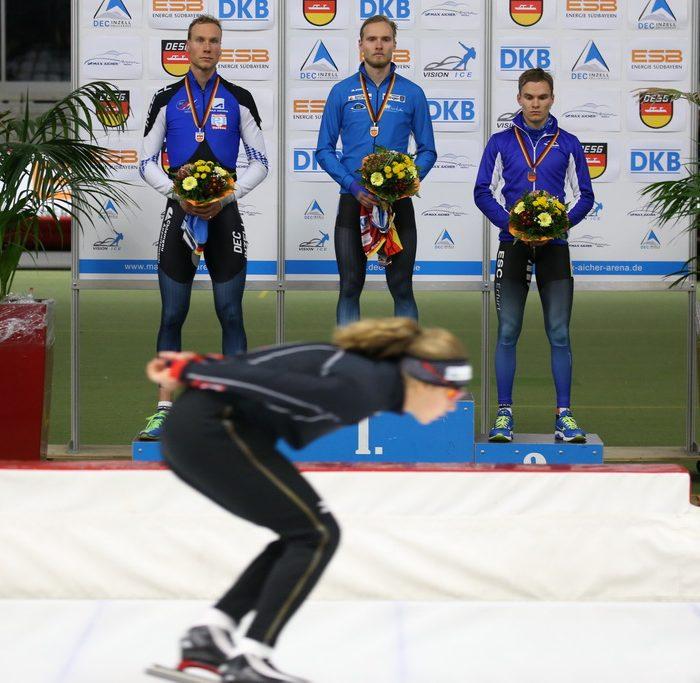 27.10.2017 German Championchips Inzell
