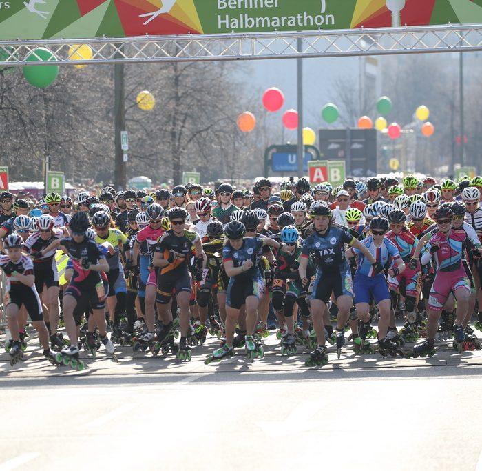 8.04.2018 Berliner Halbmarathon