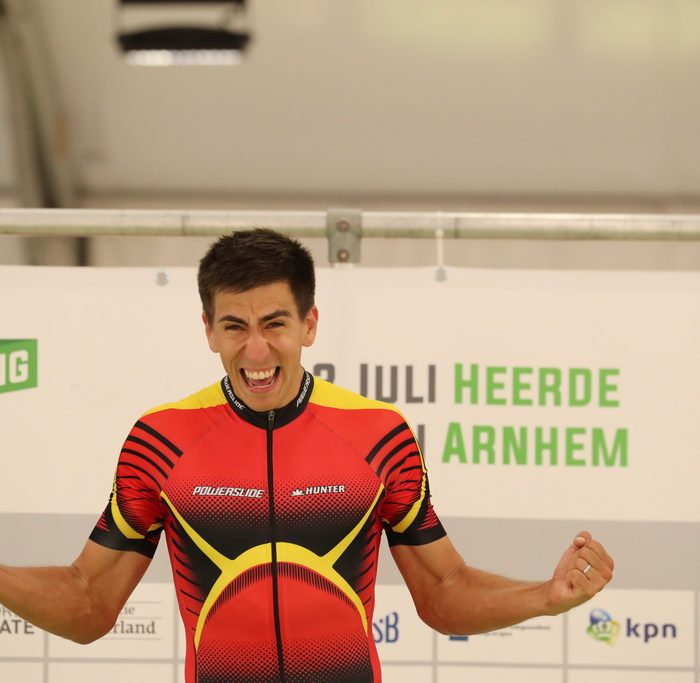 8.07.2018 World Championchip Arnheim