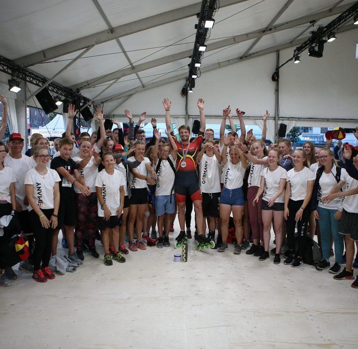 5.07.2018 World Championchip Arnhem