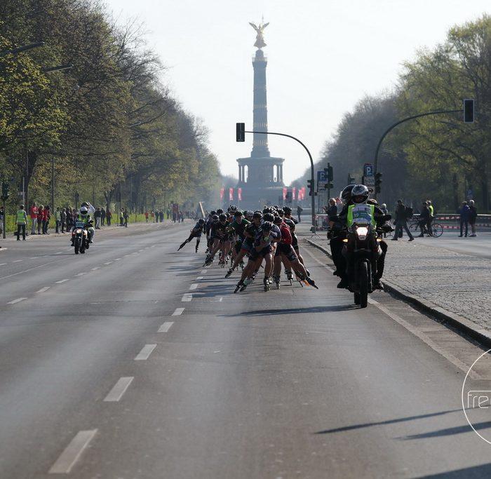 7.04.2019 Berlin Halfmarathon