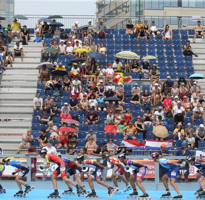 7.07.2019 World Roller Games Barcelona / Heads