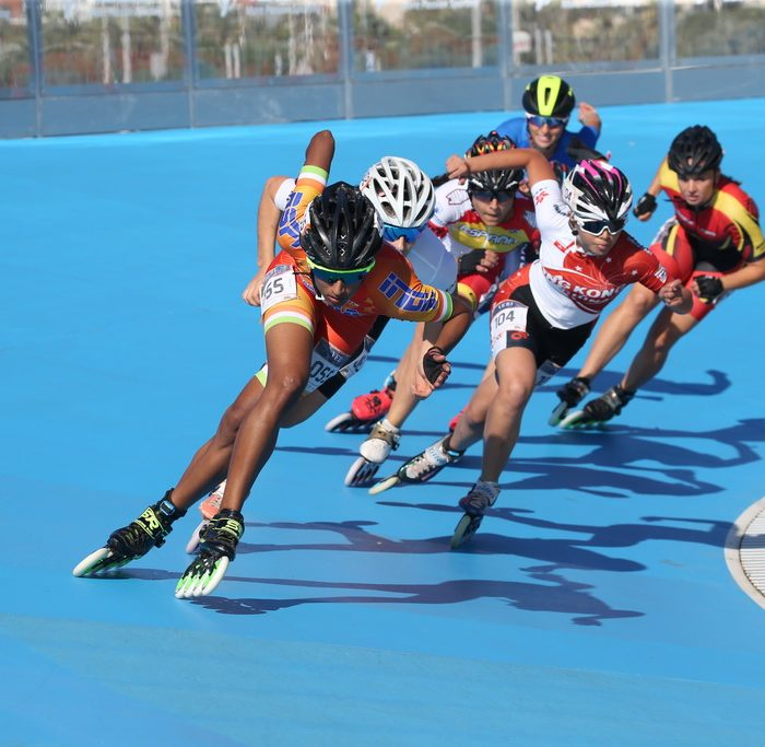 10.07.2019 World Roller Games Barcelona / Heats
