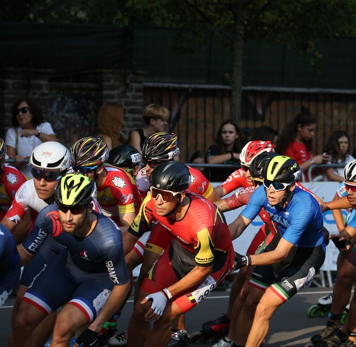 31.08.2019 European Speed Championchip / Pamplona
