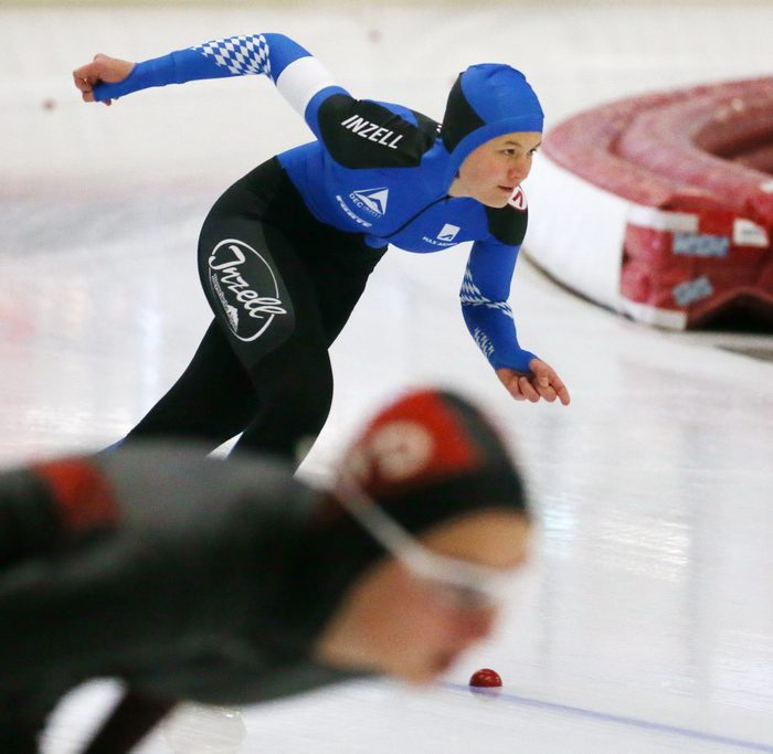7. – 8.12.2019 German Junior Championchip / Inzell