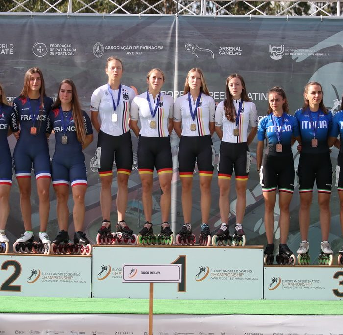 23.07.2021 European Championchip Canelas / Portugal