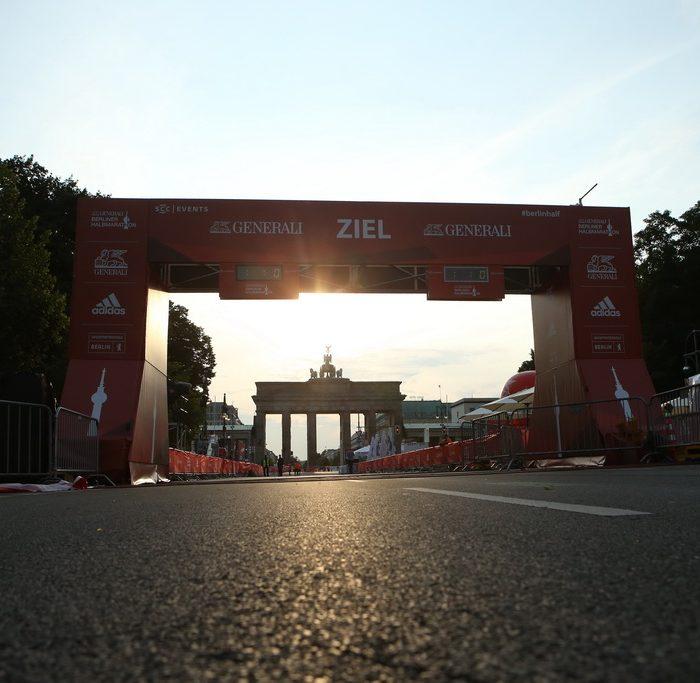 22.08.2021 Berlin Half Marathon